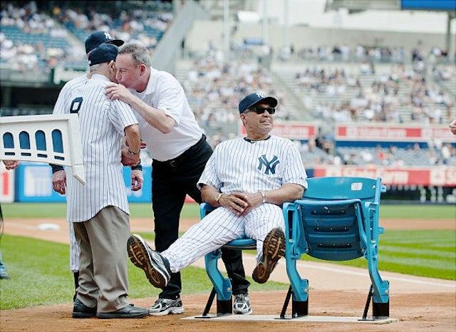 Finally, We Get To Talk About Old, Decrepit Yankees Who Are Not Derek Jeter