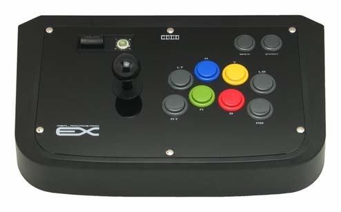 Japanese Arcade Stick For Xbox 360