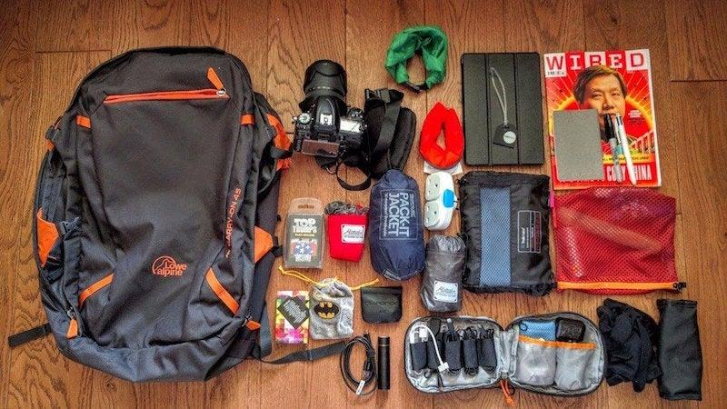 The Weekend Adventure Bag