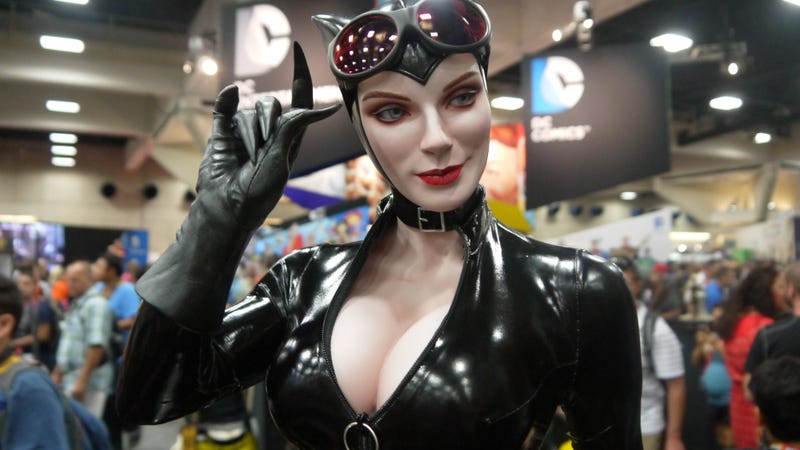I'm in Love With the Sexiest Woman at San Diego Comic-Con
