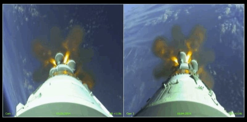 The ESA's Latest Rocket Launch Would Make Any Visual FX Team Jealous