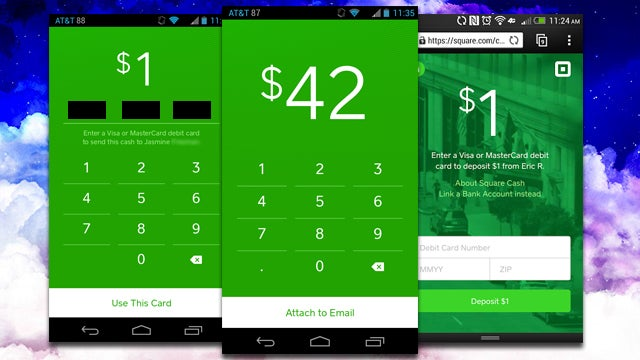 Square Cash Lets You Send Money Without Creating Another Account