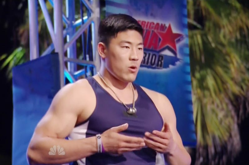 Your Future Boyfriend Was on American Ninja Warrior Last Night