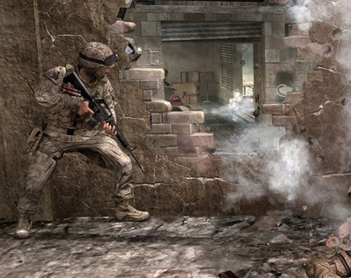 Modern Warfare Publisher Unruffled By New Competitor