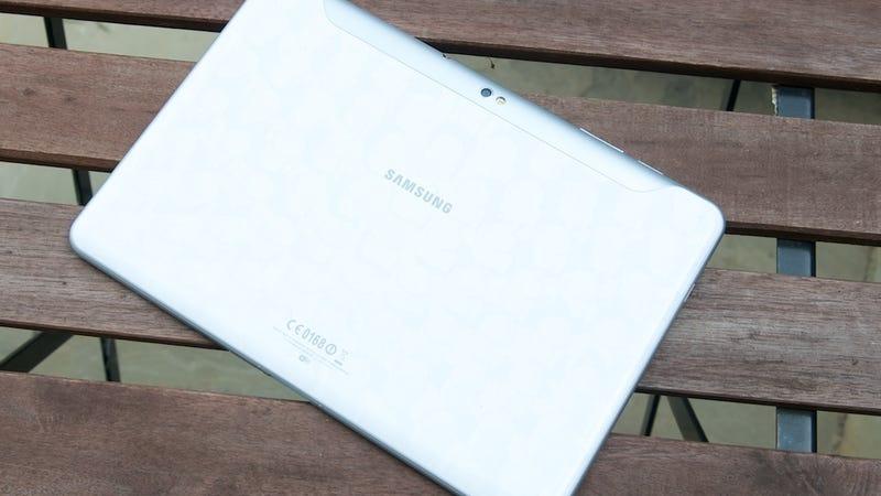 Galaxy Tab Photos