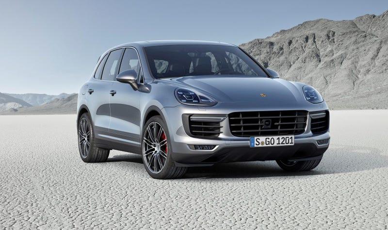 "2015 Porsche Cayenne Gets Plug-In Hybrid, ""S"" Drops V8 For V6 Turbo"