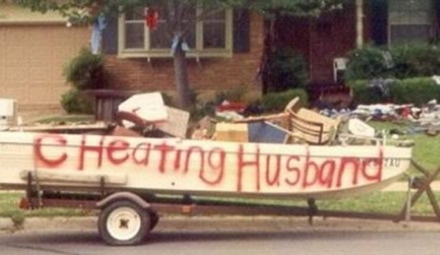 Woman Posts Ad for Secret Yard Sale of Cheating Husband's Possessions: 'Don't Come Too Early (Like He Did)'