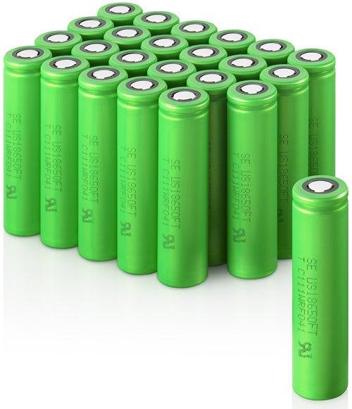 Olivine-Type Sony Batteries Die Slow, Charge Like Whoa