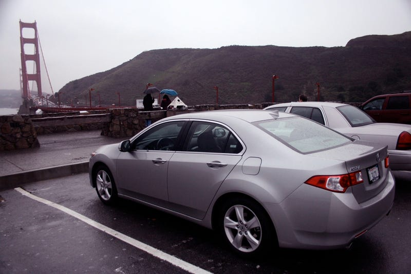 2009 Acura TSX, Part One