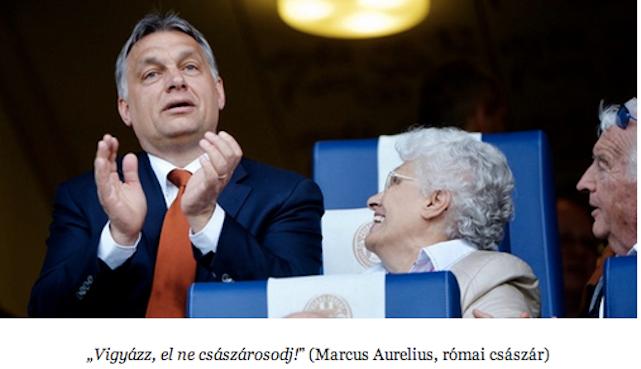 A Mandinernél is kiverte a biztosítékot Orbán fáraó felcsúti stadionja