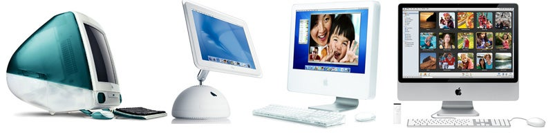 10 Years of the iMac: A Visual History