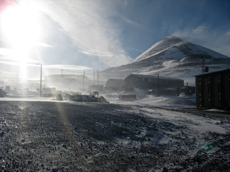 Wikileaks: Banned In Antarctica