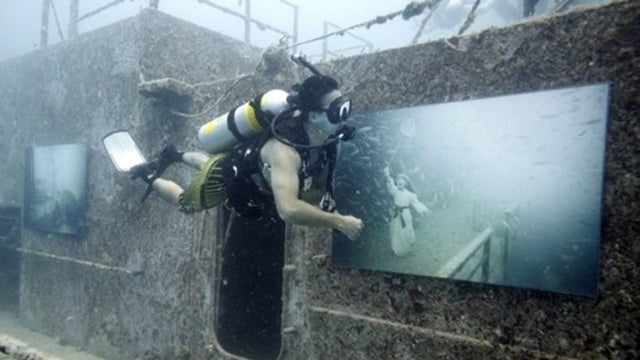 Why Is There an Art Exhibition at the Bottom of the Ocean?