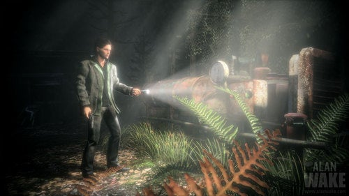 Alan Wake's Release Date...Pushed Up!