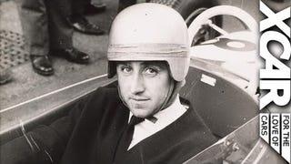 Meet The Racer-Turned-Getaway Driver That Bernie Ecclestone Hired