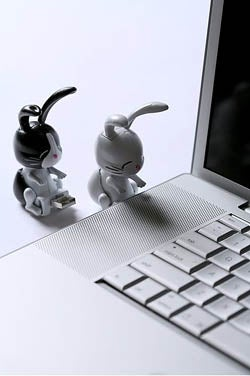 Humping Bunny is a Daintier Way to Defile Your Computer