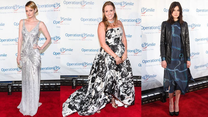 You're Never Fully Dressed Without a Charity Gala Gown