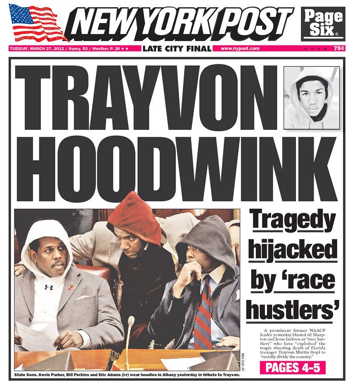 Your Guide to the Idiotic Racist Backlash Against Trayvon Martin