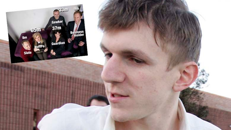 James O'Keefe Asked Me to Help Him Sue Liberal Media Outlets