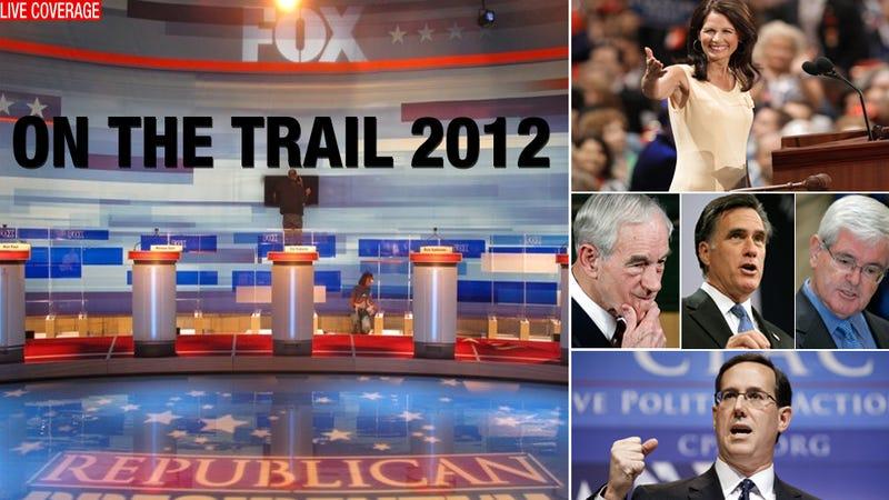 Live: The Last Iowa Republican Debate