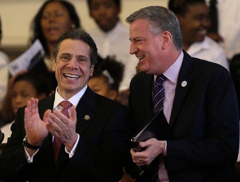 New York Budget Deal Accommodates, Undercuts De Blasio