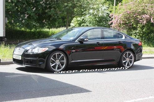 2010 Jaguar XF-R