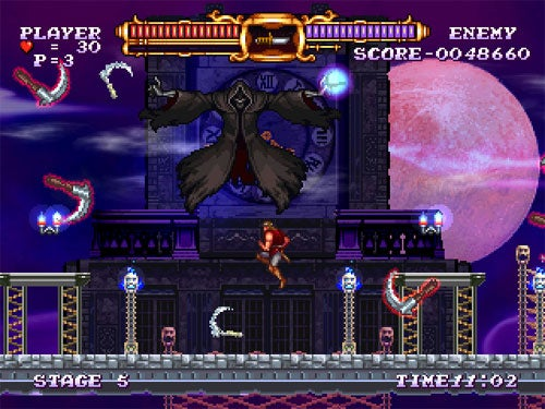 Castlevania: The Adventure ReBirth Micro-Review: Something M2 Whipped Up
