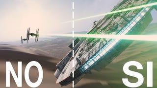 ¿Qué te ha parecido el tráiler de la nueva película de Star Wars?