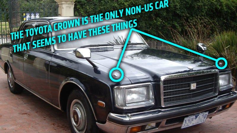These Tattle-Tales Are America's Weirdest Secret Car Part Fetish