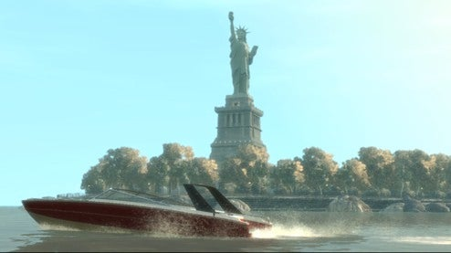 Grand Theft Auto's Warped View of New York City