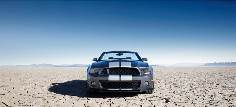 2010 Ford Shelby GT500 Coupe, Convertible