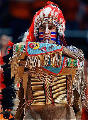 Chief Illiniwek Lives...Sort Of