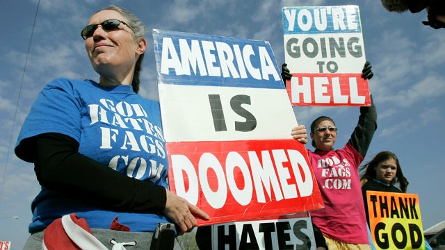 A Westboro Baptist Church Member Is Running for a Seat on the Kansas Board of Education