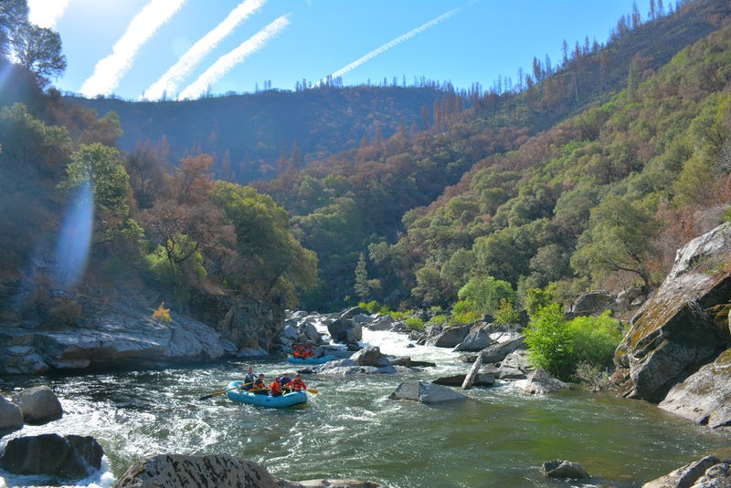 ​Rafting America's Most Difficult River