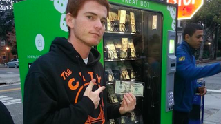 Clinkle Is Bribing College Students With a Vending Machine Full of Cash