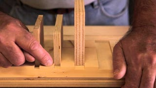 Joinery 101: Cut Dado Joints of Any Size with an Adjustable Jig