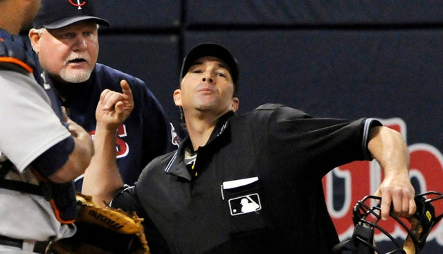 Better Know An Umpire: Paul Nauert