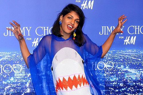 M.I.A. Throws Hissy Fit, Tweets Times Reporter's Cell Phone Number