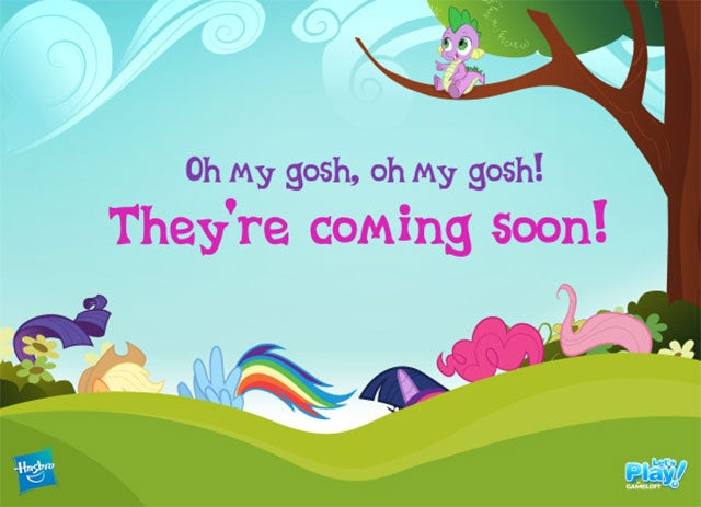 Stop Teasing the My Little Pony Fans, Gameloft