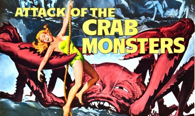 Crabmonsters and Sentient Darkness: Ten Great Scifi Poems