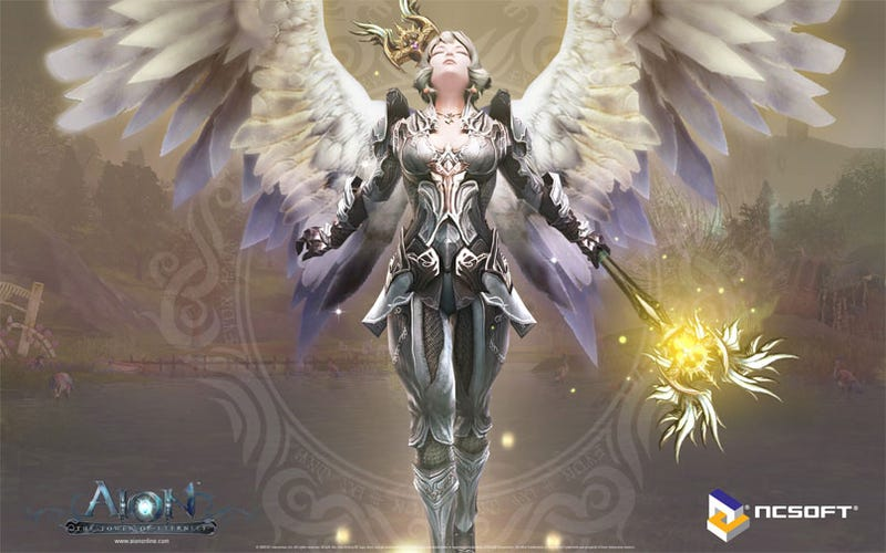 Koreans Flock To Aion Beta In Record Numbers