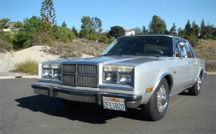For $1,900, Is This Dodge A Cop Out?