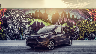 Why You Should Buy A Ford Transit Connect Instead Of A Three-Row SUV