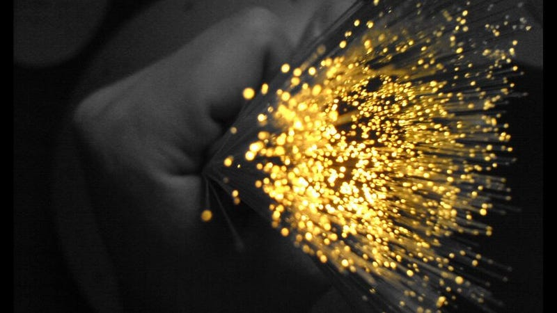 A 512Gbps Fiber Optic Network? Yes Please