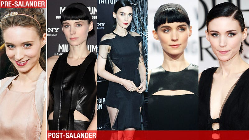 Is Rooney Mara Aware She Is Not Actually Lisbeth Salander?