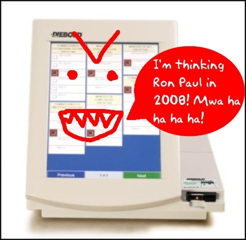 Ohio Sues E-Voting Machine Maker But Keeps Same Crappy E-Voting Machines