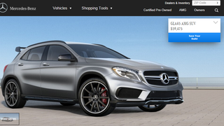 How Would You Configure Your Mercedes GLA/45?