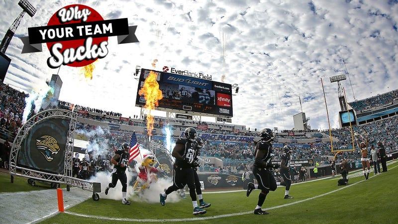 Why Your Team Sucks 2013: Jacksonville Jaguars