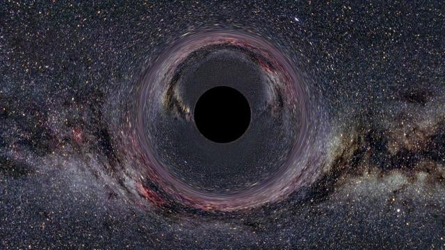 The universe's very first black holes might be even older than the Big Bang itself