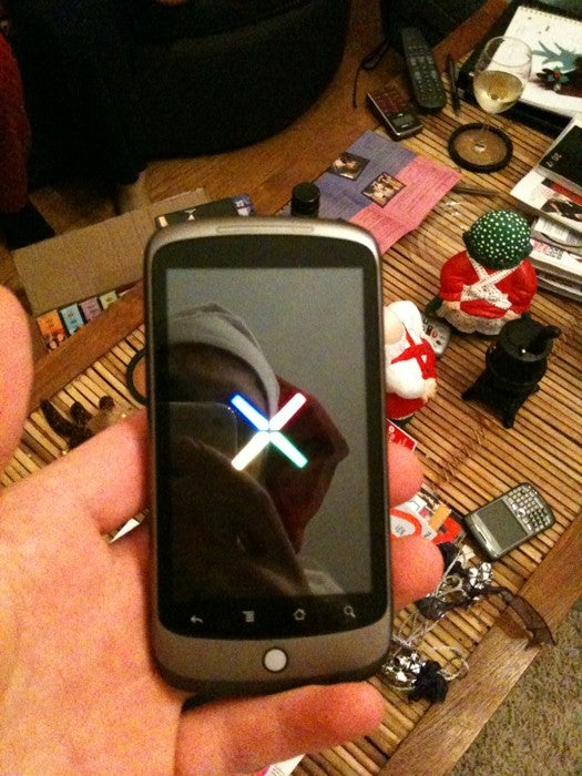 The Google Nexus One Phone, In Pictures